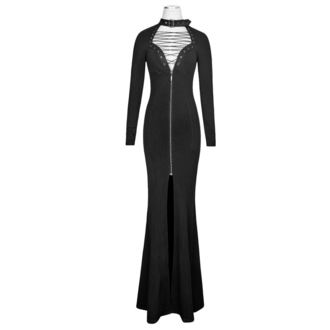 women's dress PUNK RAVE - Black Muse - Q-301