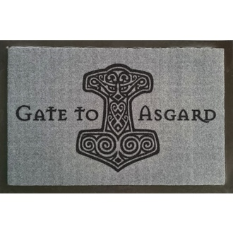 doormat Gate To Asgard - ROCKBITES, Rockbites
