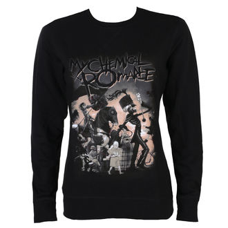 sweatshirt (no hood) women's My Chemical Romance - URBAN CLASSICS - URBAN CLASSICS, My Chemical Romance