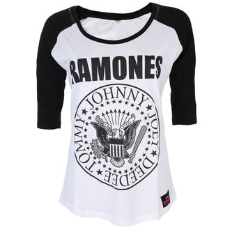 t-shirt metal men's Ramones - CBGBS 1978 - ROCK OFF