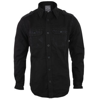Shirt Men's SURPLUS - RAW VINTAGE - 1/1 SCHWARZ, SURPLUS