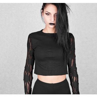 t-shirt hardcore women's - BLACK WITCH - AMENOMEN - DESIRE-032
