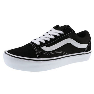 be40b1d978d boty VANS - UA Old Skool Lite - Suede Canvas Black White - VA2Z5WIJU ...