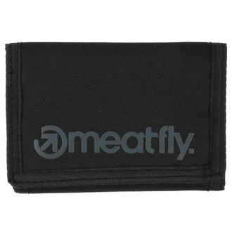 Wallet MEATFLY - Vega - Black, MEATFLY