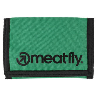 Wallet MEATFLY - Vega - Green, Black, MEATFLY