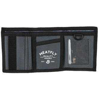 Wallet MEATFLY - Vega - Binary Camo Print, MEATFLY
