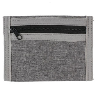 Wallet MEATFLY - Jules - Gray Heather, Black, MEATFLY