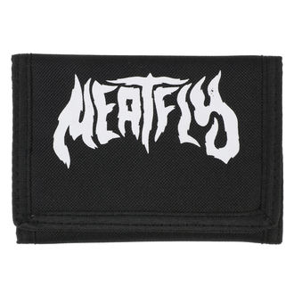 Wallet MEATFLY - Gimp - Black, MEATFLY