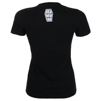 t-shirt hardcore women's - The Necromancer - Akumu Ink, Akumu Ink