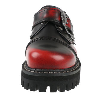 boots KMM 3-eyes - Big Skulls Black Red Monster 1P, KMM