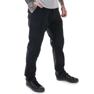 men's pants FOX - Pit Slambozo Tech Cargo - Black, FOX
