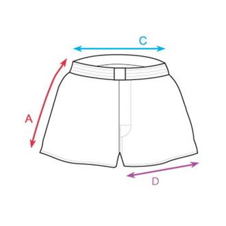 Men's Boxer Shorts HORSEFEATHERS - APOLLO - LIME GREEN - AA536Y