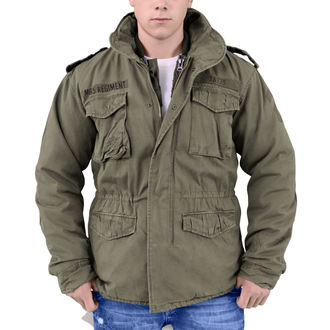winter jacket - REGIMENT 65 - SURPLUS, SURPLUS