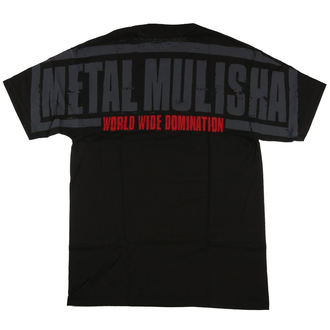 t-shirt street men's - PRINT - METAL MULISHA, METAL MULISHA