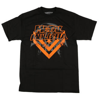 t-shirt street men's - DARKNESS - METAL MULISHA, METAL MULISHA