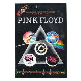 Pin Badges Pink Floyd - RAZAMATAZ, RAZAMATAZ, Pink Floyd