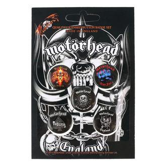 Pin Badges Motörhead - RAZAMATAZ, RAZAMATAZ, Motörhead