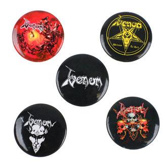 Pin Badges Venom - RAZAMATAZ, RAZAMATAZ, Venom