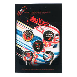 Pin Badges Judas Priest - RAZAMATAZ, RAZAMATAZ, Judas Priest