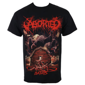 t-shirt metal men's Aborted - RAZAMATAZ - RAZAMATAZ, RAZAMATAZ, Aborted