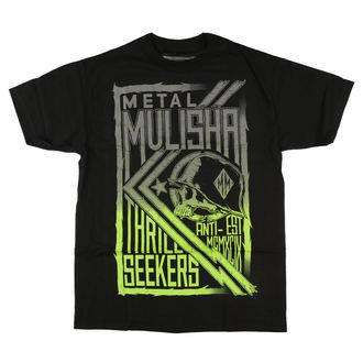 t-shirt street men's - THRILL - METAL MULISHA, METAL MULISHA