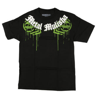 t-shirt street men's - COLLAR - METAL MULISHA, METAL MULISHA