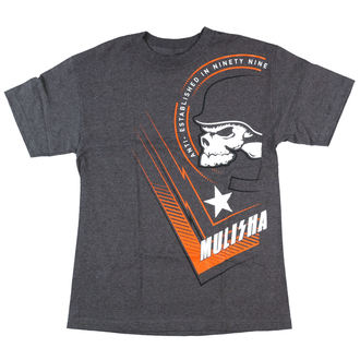 t-shirt street men's - STRETCH - METAL MULISHA, METAL MULISHA