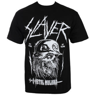 T-shirt Men's METAL MULISHA - BY THE SWORD SLAYER, METAL MULISHA, Slayer