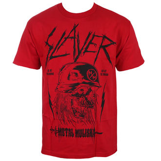 t-shirt men METAL MULISHA - BY THE SWORD SLAYER, METAL MULISHA