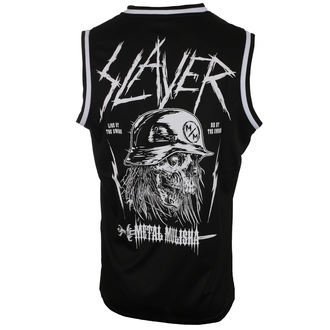Top Men's (basketball jersey) METAL MULISHA - SWORD SLAYER, METAL MULISHA, Slayer