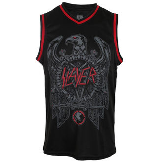 Top Men's (basketball jersey) METAL MULISHA - SLAYER, METAL MULISHA, Slayer
