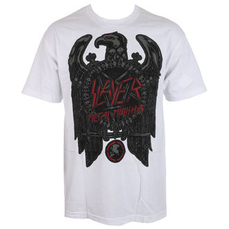 t-shirt metal men's Slayer - EAGLE SLAYER - METAL MULISHA, METAL MULISHA, Slayer