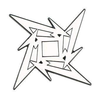tack Metallica - Ninja Star, Metallica