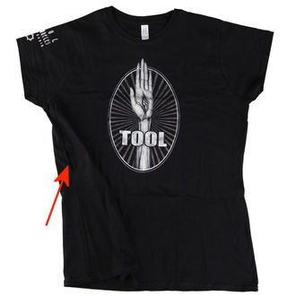 t-shirt metal Tool - Eye In Hand - PLASTIC HEAD, PLASTIC HEAD, Tool
