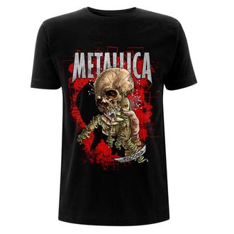 t-shirt metal men's Metallica - Fixxxer Redux -, Metallica