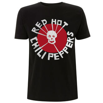 t-shirt metal men's Red Hot Chili Peppers - Flea Skull - NNM, NNM, Red Hot Chili Peppers
