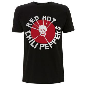 t-shirt metal men's Red Hot Chili Peppers - Flea Skull - NNM - RTRHCTSBFLE
