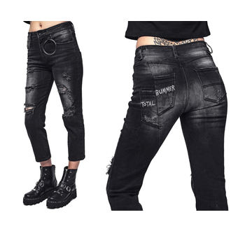 Pants Women's DISTURBIA - TOTAL BUMMER, DISTURBIA