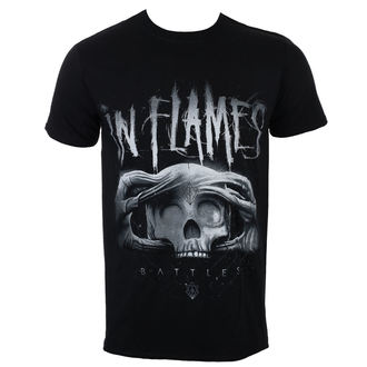 t-shirt metal men's In Flames - Battles 2 Tone - ROCK OFF, ROCK OFF, In Flames