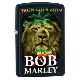 Lighter ZIPPO - BOB MARLEY - NO. 8, ZIPPO, Bob Marley