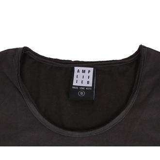 t-shirt metal women's Soundgarden - CHARCOAL - AMPLIFIED, AMPLIFIED, Soundgarden