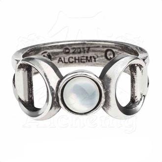 Ring ALCHEMY GOTHIC - Triple Goddess, ALCHEMY GOTHIC