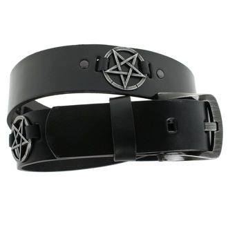 Belt Pentagram, JM LEATHER