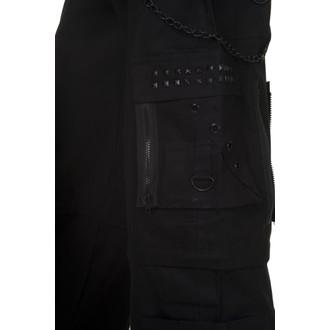 pants men DEAD THREADS (TT 1025) - BLACK