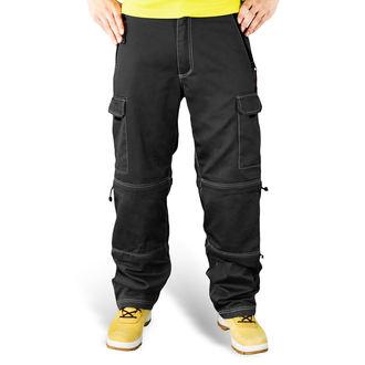 pants SURPLUS - Trekking Trouser - BLACK - 05-3595-03