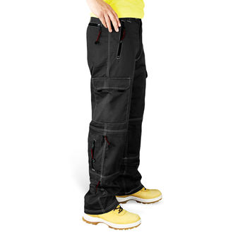 pants SURPLUS - Trekking Trouser - BLACK, SURPLUS