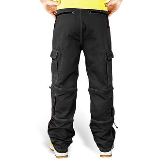 pants SURPLUS - Trekking Trouser - BLACK - 05-3595-03
