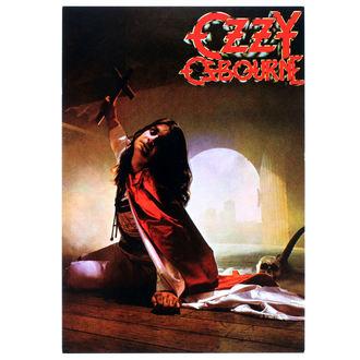 Postcard Ozzy Osbourne - ROCK OFF, ROCK OFF, Ozzy Osbourne