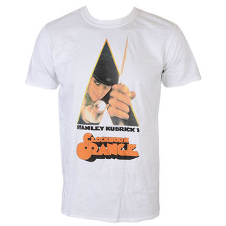 film t-shirt men's Clockwork Orange - KNIFE WHITE - LIVE NATION, LIVE NATION