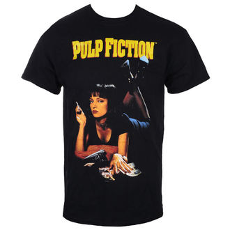 film t-shirt men's Pulp Fiction - UMA - LIVE NATION, LIVE NATION